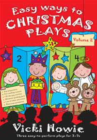 cover - Easy Ways to Christmas Plays, Volume 2