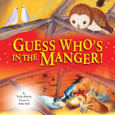 cover - Guess Who's in the Manger!